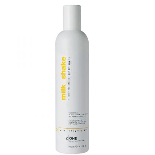 Kiváló fésülhetőséget és magas fényt biztosít, miközben fenntartja a festett haj optimális hidratáltságát és védi a szín integritását. Tejprotein tartalma révén kondicionál és helyreállítja a haj belső és külső szerkezetét. Speciális, szabadalmaztatott hatóanyag együttesének köszönhetően garantálja a jobb és tartósabb védelmet a környezeti hatásoktól, valamint védi a hajat a szabad gyökök kialakulásától.